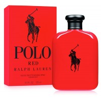 POLO RED HOMBRE EDT 125 ml. (TESTER)
