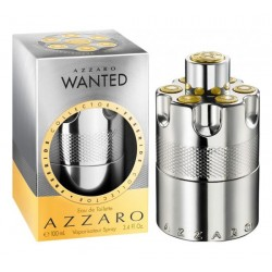 AZZARO WANTED HOMBRE EDT 100 ml. (TESTER)