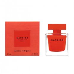 NARCISO ROUGE MUJER EDP 90 ml. (TESTER)