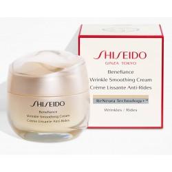 SHISEIDO BENEFIANCE WRINKLE SMOOTHING CREAM 50 ml.