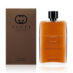 GUCCI GUILTY ABSOLUTE HOMBRE EDP 90 ml. (TESTER)