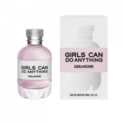 ZADIG & VOLTAIRE GIRLS CAN DO ANYTHING MUJER EDP 90 ml. (TESTER)