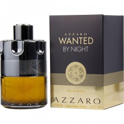 AZZARO WANTED BY NIGHT HOMBRE EDP 100 ml. (TESTER)