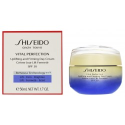 SHISEIDO VITAL PERFECTION UPLIFTING AND FIRMING DAY CREAM SPF 30 50 ml.