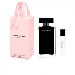 SET NARCISO RODRIGUEZ MUJER EDT 100 ml. + PURE MUSC EDP 10 ml.